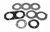 HOT PRODUCTS POLARIS 650 HEAD GASKET .010 STAINLESS