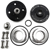 ADA UNIVERSAL BEARING KIT FOR BILLET STEERING SYSTEM-SILVER