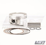 WSM PISTON KIT: KAWASAKI 1500 STX 15-F .25MM OVER