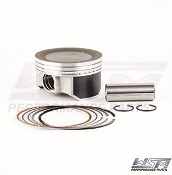 WSM PISTON KIT: KAWASAKI 1500 ULTRA 300 STD. BORE PLATINUM